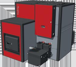 Fröling TI Biomass Boiler